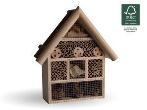 Irma Insect Hotel 36cm FSC® certified 100% - AIC International