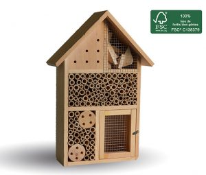 Dory Insect Hotel 38cm FSC® certified 100% - AIC International