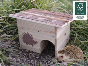 Iris Hedgehog House FSC® certified 100% - AIC International