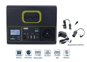 Portable power station IZYWATT 150 - AIC International