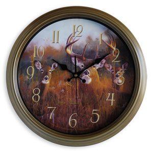 Hunts clock  Ø 40 cm - AIC International