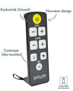Télécommande universelle Verticalis - AIC International