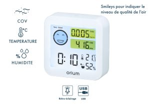 Indoor air quality monitor Quaelis 20 - AIC International
