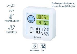 Indoor air quality monitor Quaelis 20 - AIC International
