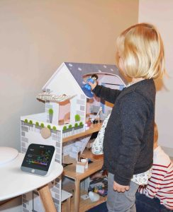 Indoor air quality monitor Quaelis 24