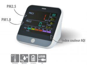 Sensi Indoor Air Quality Monitor - AIC International