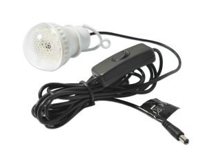 Lampe à LED DC 400lm 5W - AIC International