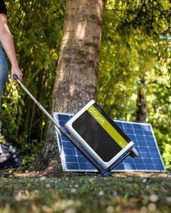 Pack Power station IZYWATT  2570 + flexible solar panel 120W