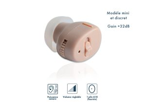 Amplificateur Top Discret Auditio - AIC International