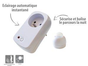 Pack de commande d'éclairage automatique Domus - AIC International