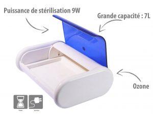 Stérilisateur Pure - AIC International