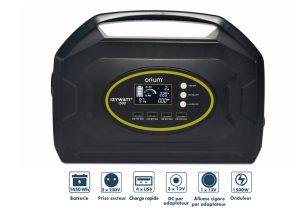Station d'énergie portative IZYWATT 1500 - AIC International