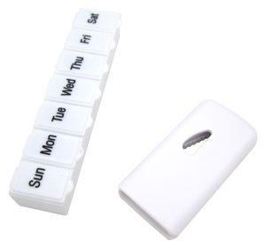 Kit pilulier et coupe comprimé