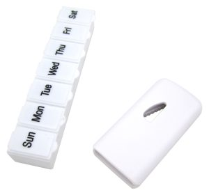 Kit tablet organizer