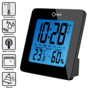 Digital thermo-hygrometer RC - AIC International