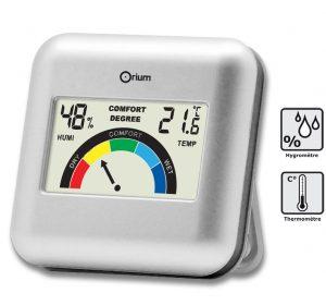Thermomètre hygromètre digital - AIC International