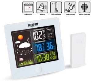 Color weather station RC - AIC International