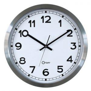 Basic metal clock Ø50cm - AIC International