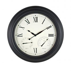 Horloge métal Exterieure Ø45cm - AIC International