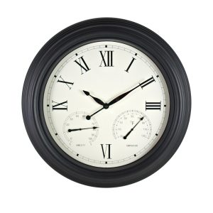 Outside metal clock  Ø45cm - AIC International
