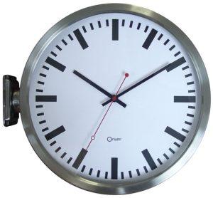 "Double face ""station"" clock - AIC International"