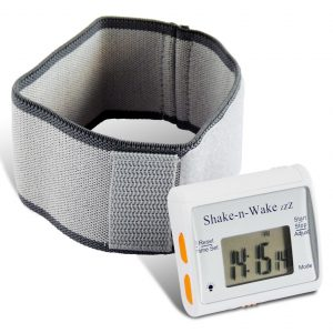 Vibrator alarm clock bracelet - AIC International