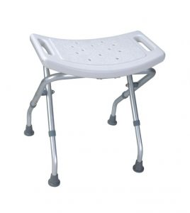 Tabouret de douche pliable - AIC International