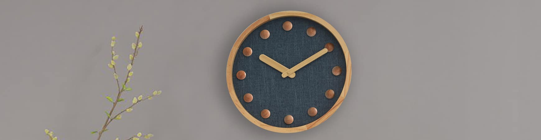 Horloge TIMER Menphis Rouge