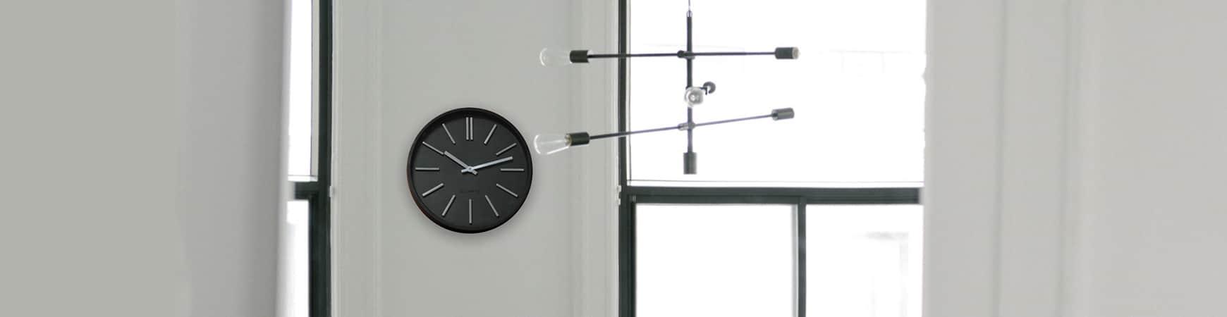 Horloge flip flap Pendulum