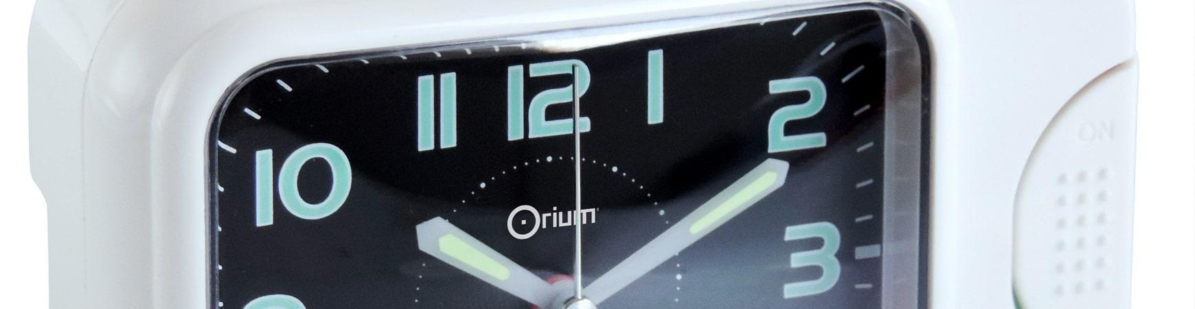 Horloge à LED radio-contrôlée