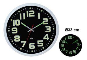 Horloge Silencieuse Luci Ø33 (EN)