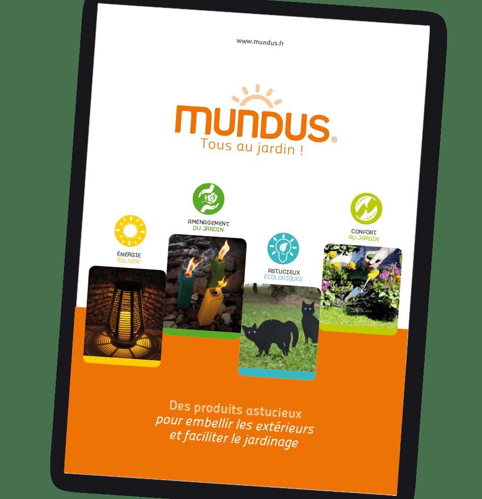 Plaquette Mundus