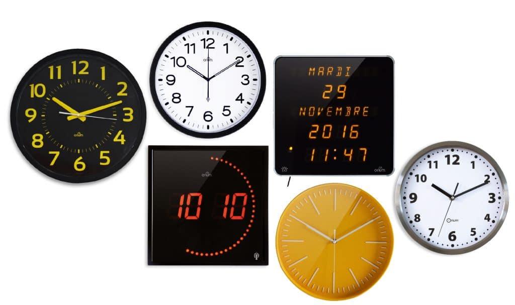 ORIUM, Une gamme de produits dans l'heure du temps | AIC
