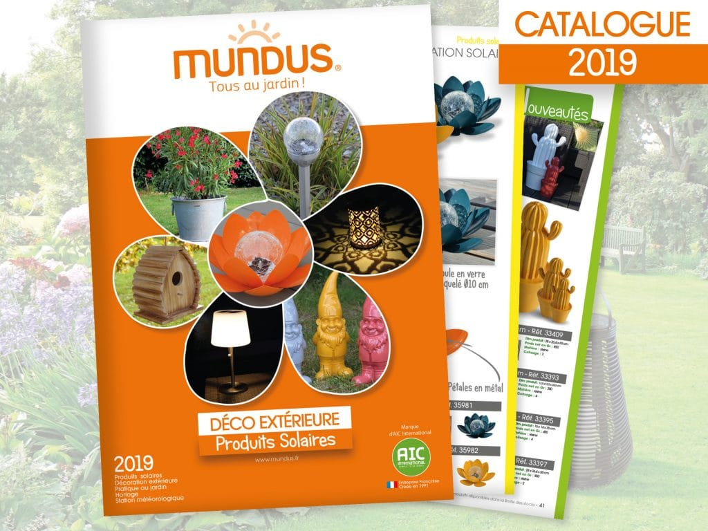 The new Mundus 2019 catalog is here!
