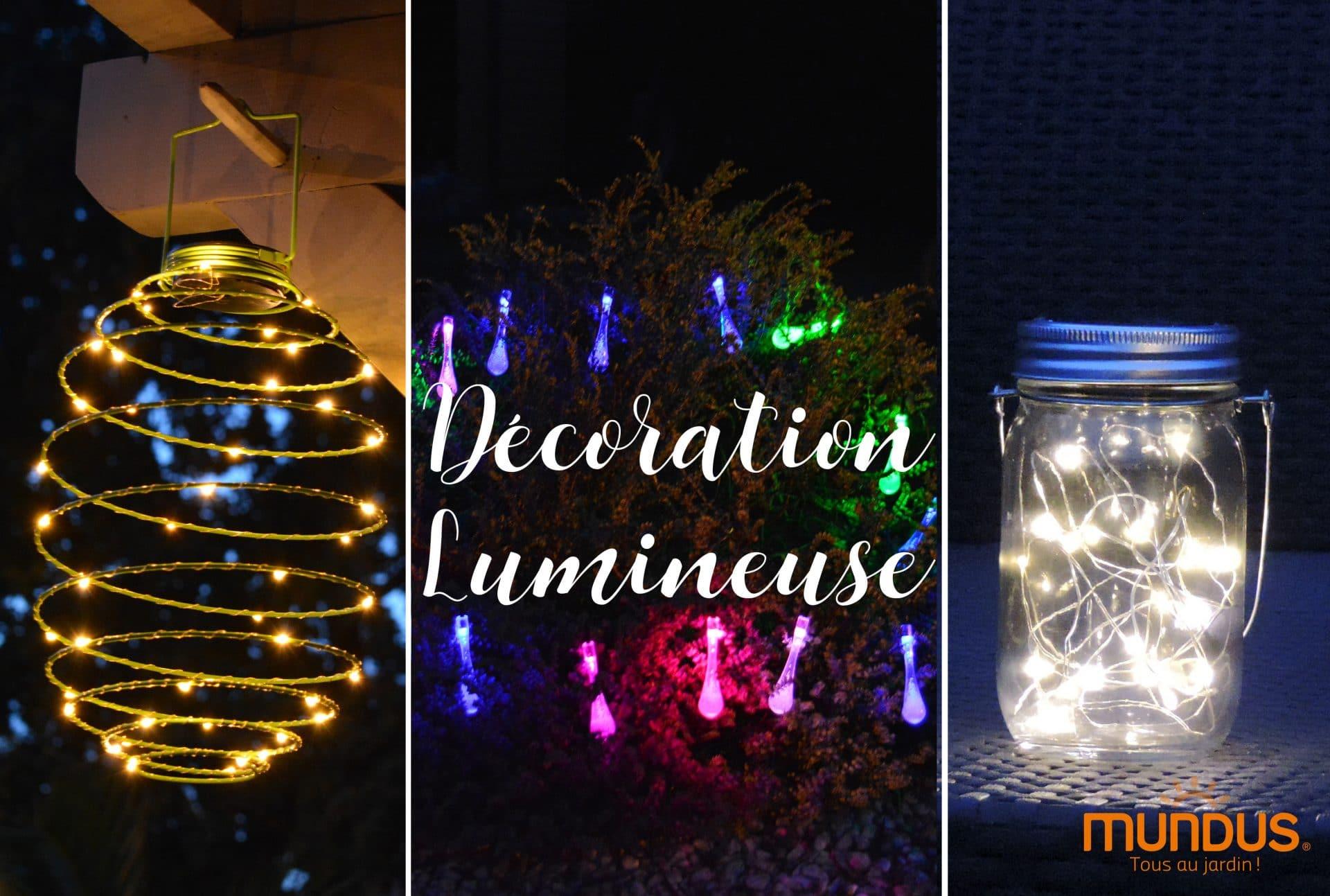 Deco De Noel Dans Le Jardin mundus®, bright and magical decorations for christmas! | aic