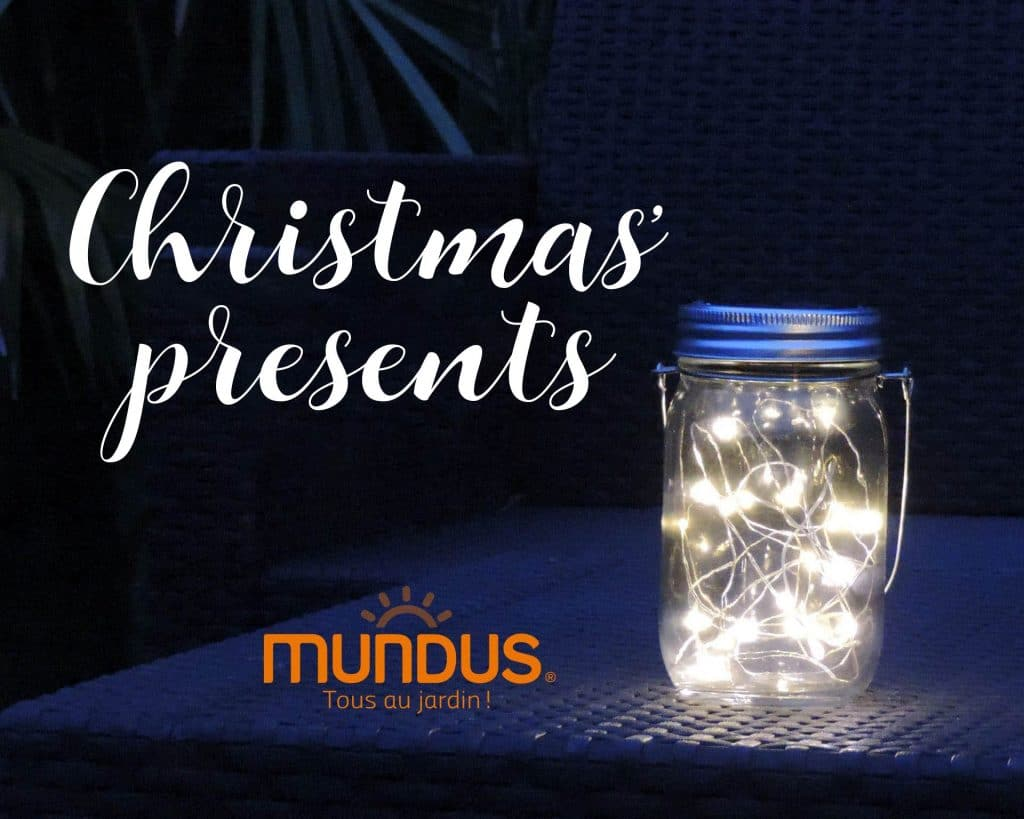MUNDUS®,  Bright and Magical decorations for Christmas!
