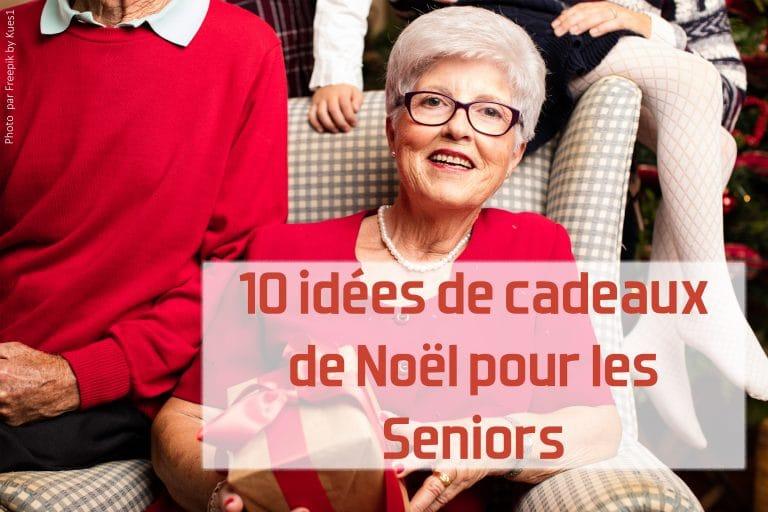 10 idées de cadeaux de Noël pour les seniors