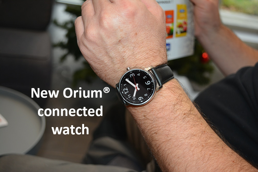 New Orium® connected watch!!