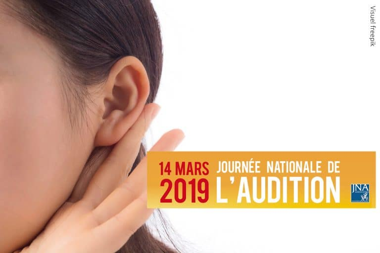 March 14, 2019 : The French National Hearing Day