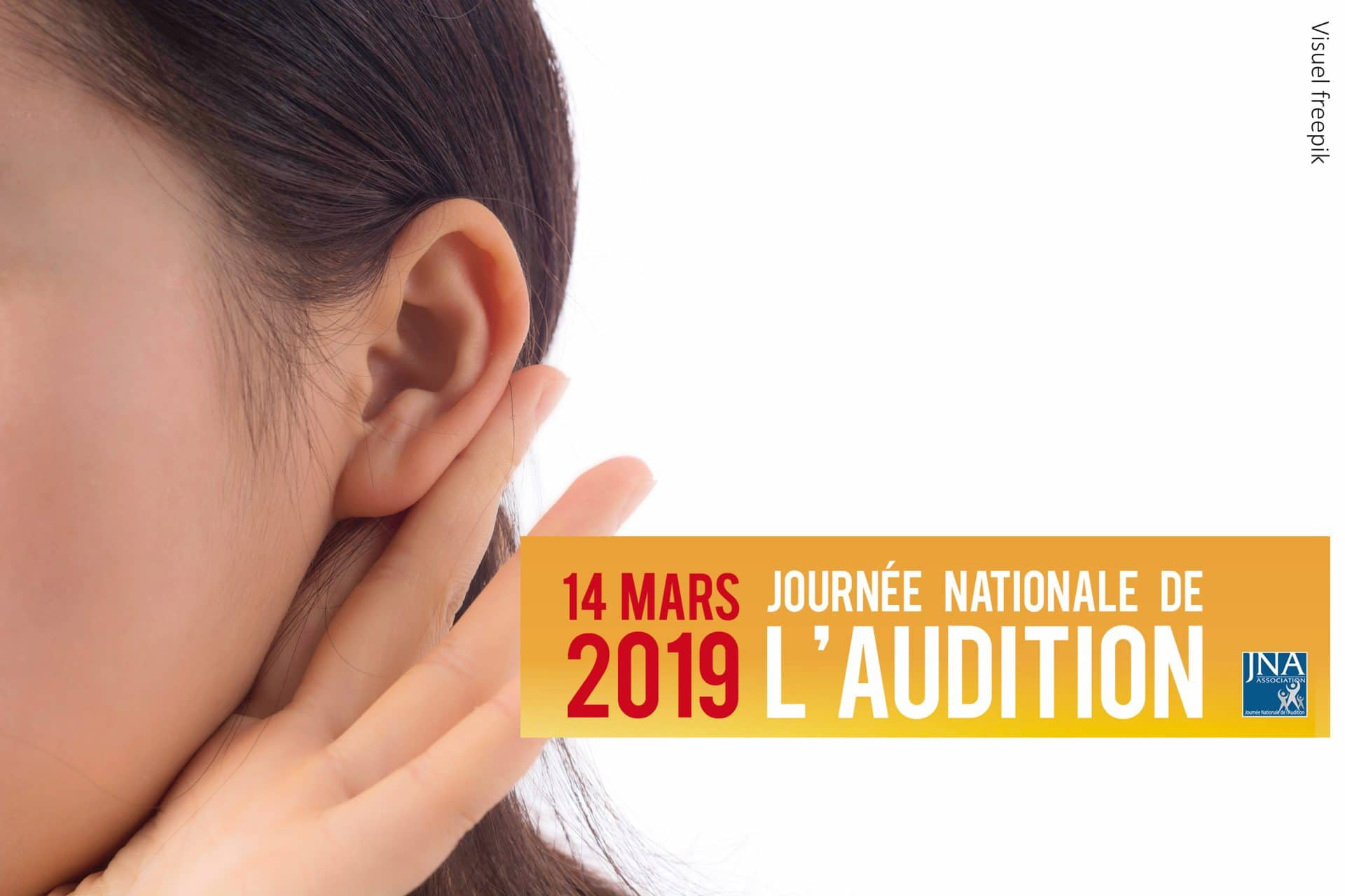 Le 14 mars : Journée nationale de l'audition!