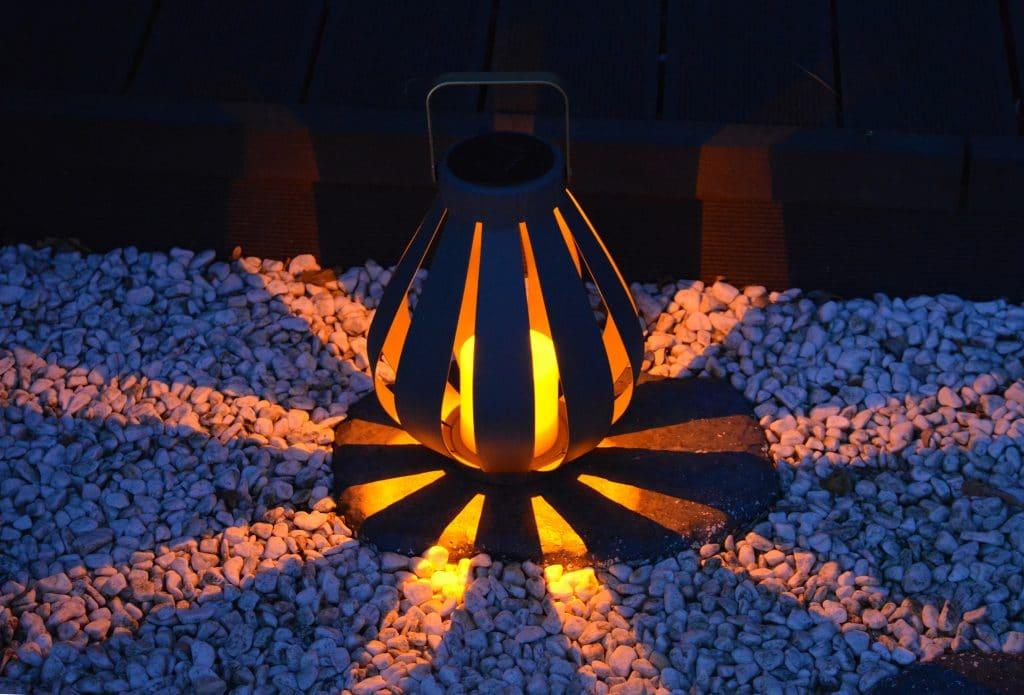 Lanterne solaire Alya Mundus