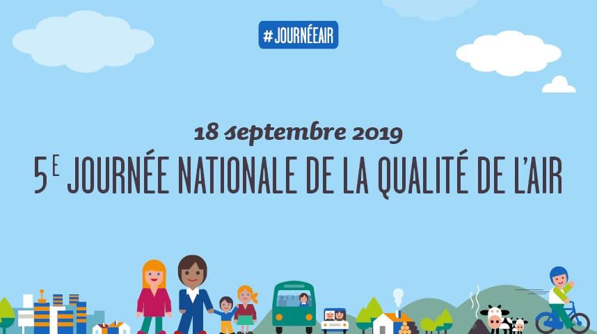 Journée Nationale de la Qualité de l'Air : «Mieux respirer c'est ça l'idée»!