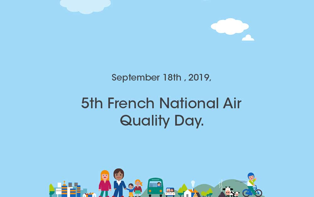 "National Air Quality Day: ""Better breathing is the idea""!"