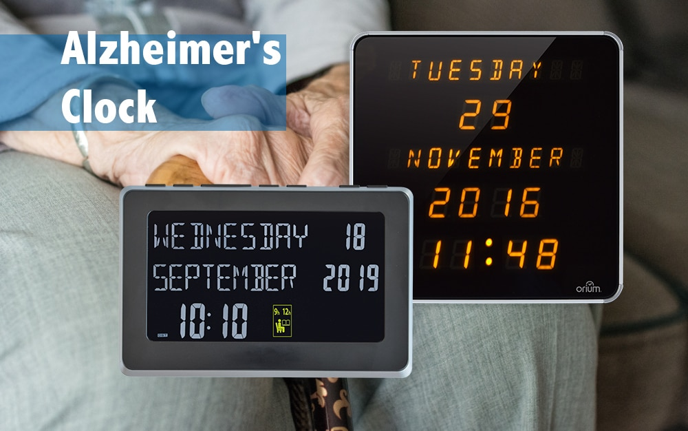 Alzheimer's Clock: The Solution Orium®!