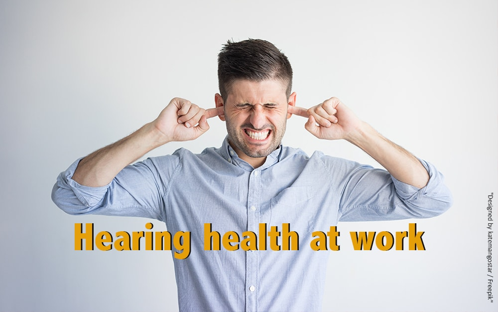 Hearing Health Week at Work in France : October 14-18