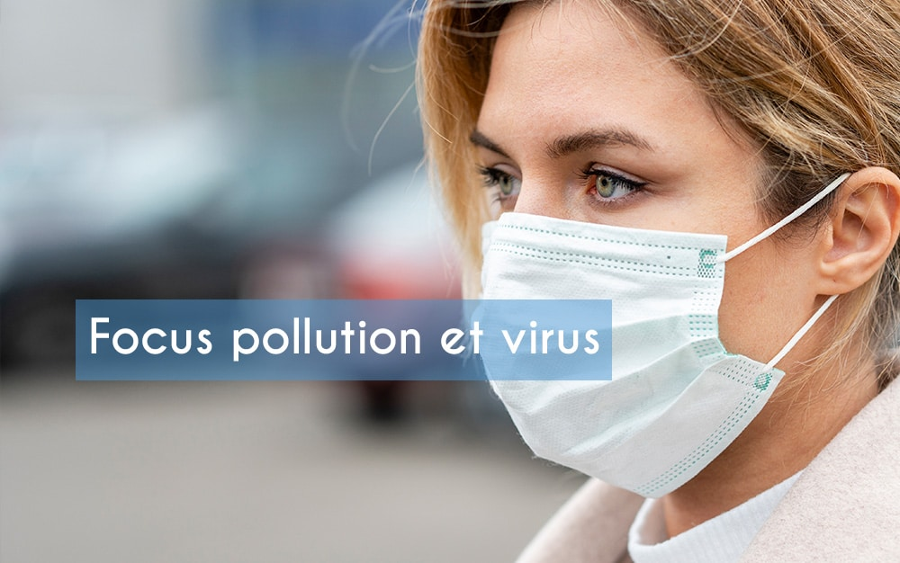 Focus pollution et virus