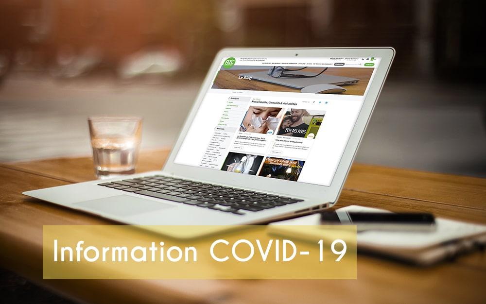 Coronavirus et AIC International