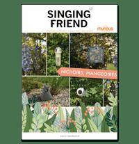 Brochure nichoirs mangeoires Singing Friend