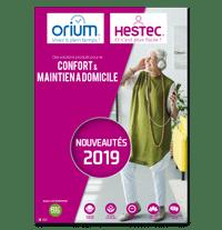Catalogue nouveautés Confort 2019