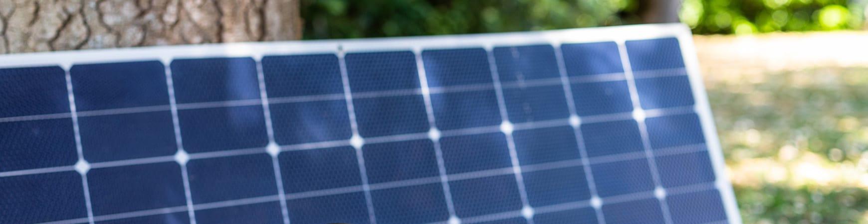 Panneau solaire pliant 20W Sunpower